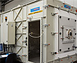 Airflow test chamber